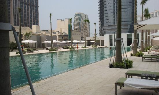 جراند هياة ماكاو: Great pool