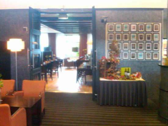 Ibis Rotterdam Vlaardingen: Lobby