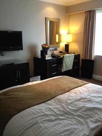 Crowne Plaza Felbridge Hotel : Bedroom