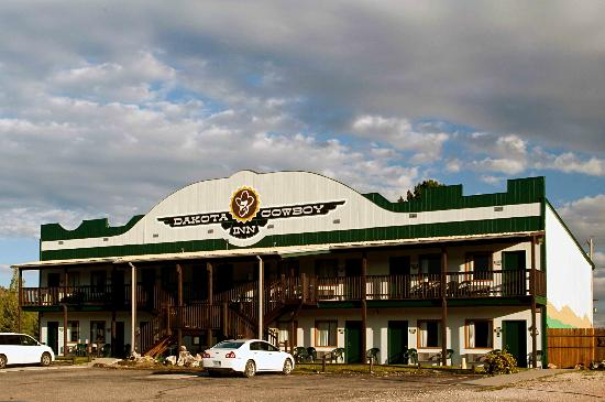 Dakota Cowboy Inn: struttura dall'esterno