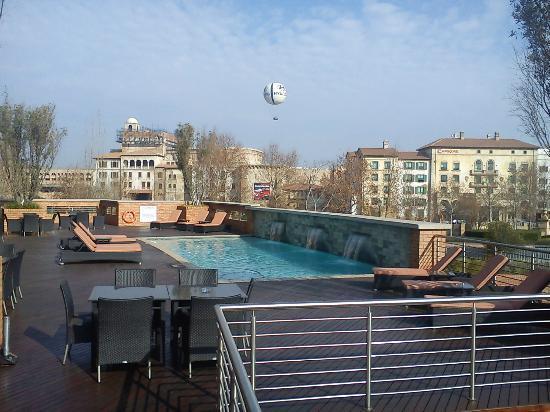 City Lodge Hotel Fourways: pool
