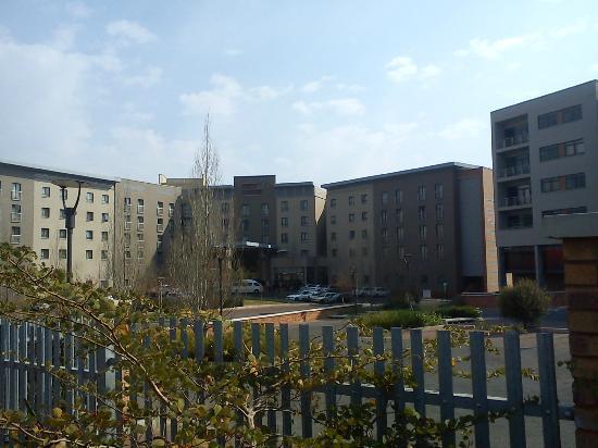 City Lodge Hotel Fourways : view