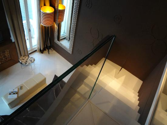 SINA Centurion Palace: Stairs