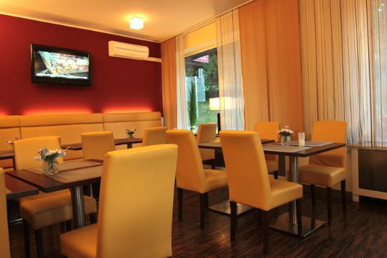 Hotel Lousberg : bfast