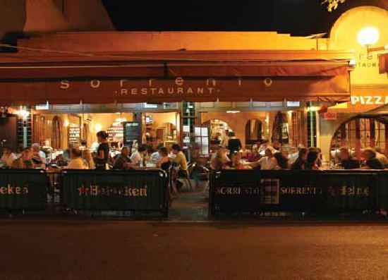 Italian Restaurant Sorrento Perth