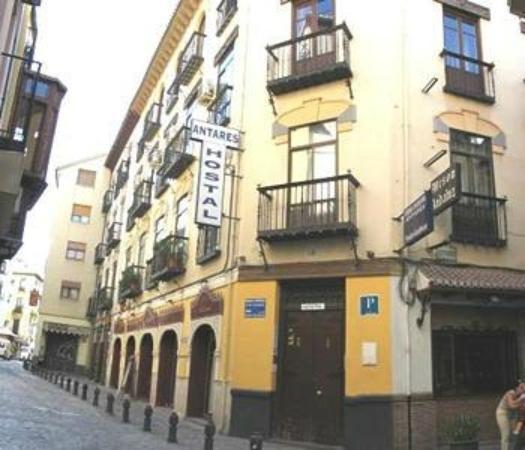 Hostal Antares : Hotel y alrededores
