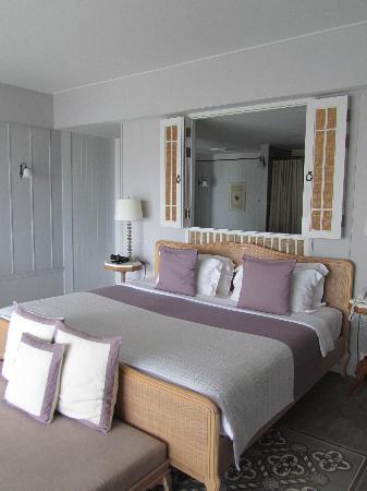 เทวาศรม หัวหิน รีสอร์ท: Seaside Suit Room