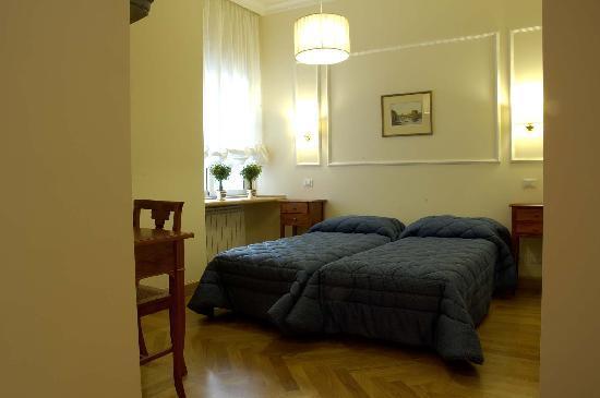 Domus Cavour: camera doppia