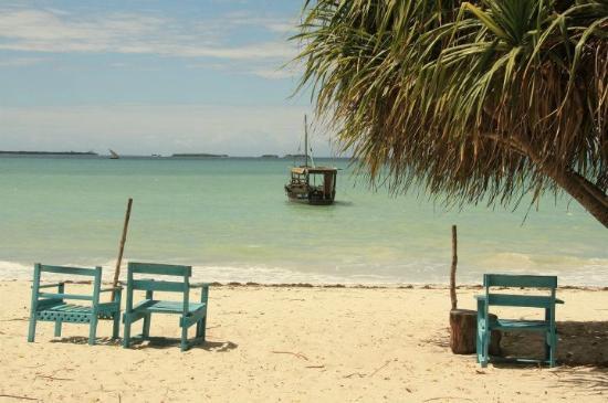 Mikadi Beach: Beach