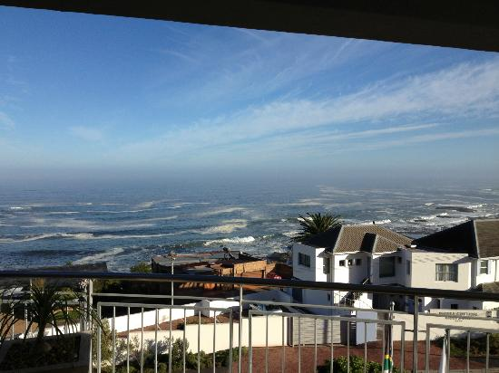 3 On Camps Bay Boutique Hotel: Ocean view and great hospitality
