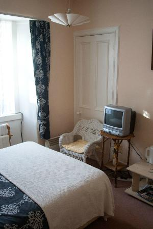 The Old Bank House: room