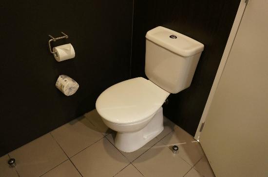 Rydges Wellington: Toilet