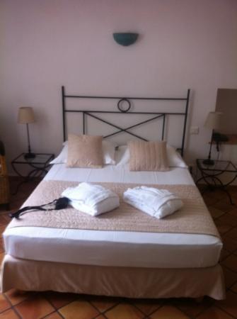 Hotel Mare e Monti: the room for 111 euro