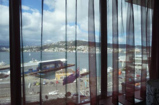 Rydges Wellington: Harbour View