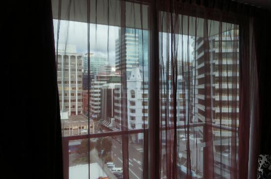 Rydges Wellington: City View