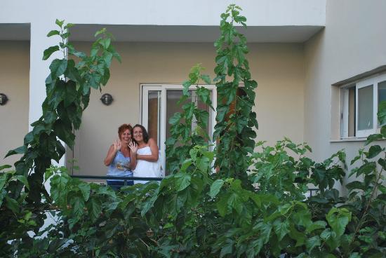 Hotel Dimitrios Perivolia : notre chambre