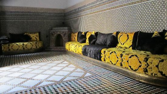 Riad Salam Fes: Relaxruimte