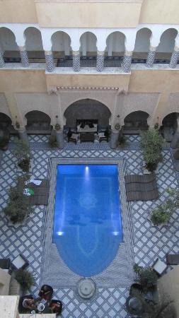 Riad Salam Fes: View Riad