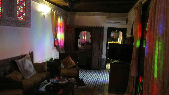 Riad Salam Fes: View Suite