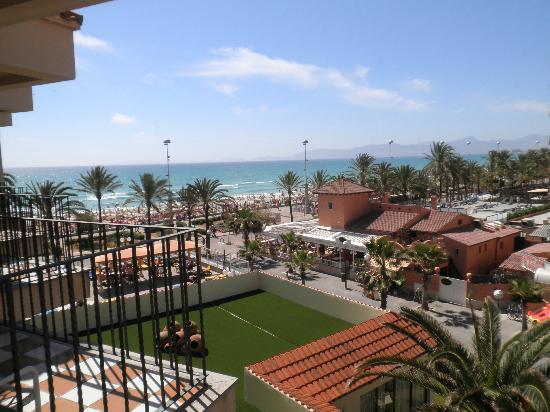 Myseahouse Flamingo: die lebhafte Playa de Palma