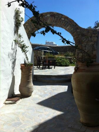 Villa Konstantin: Agréable petit passage