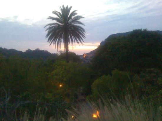 Mirabo de Valldemossa: view from our room! 