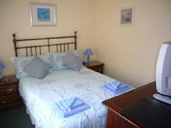 Viking Guest House: Blue room