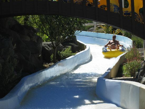 Atlantic Toboggan : donut rapids