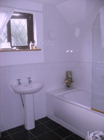 Bosvean House: Lovely clean bathroom