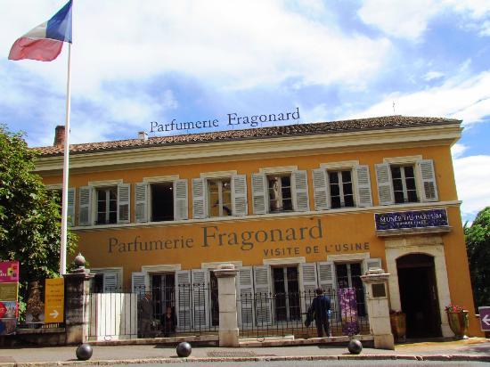 Fragonard Perfumerie Grasse Picture Of Parfumerie