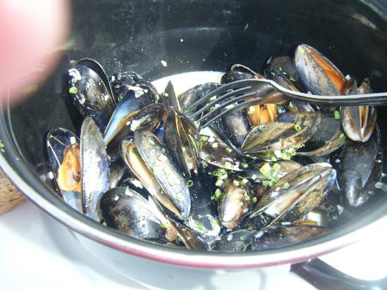 The Arch Inn: Mussels