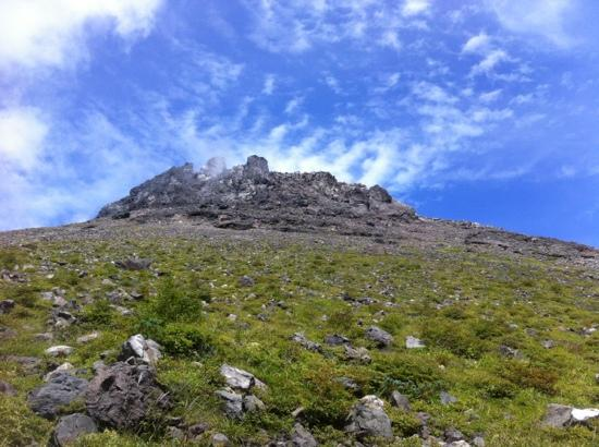 Nasudake, chausudake Mountain: Chausudake - 2012