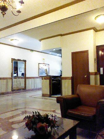 Marina Victoria Hotel Algeciras: lobby.the best of the hotel
