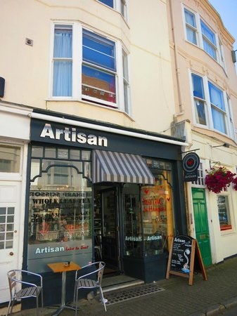 Artisan Coffee House and Sandwich Bar