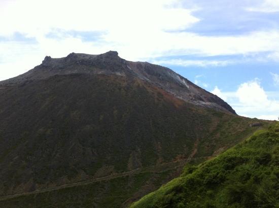 Nasudake, chausudake Mountain : chausudake 2012