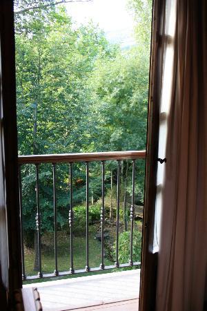 El Carmen: Vistas desde el balcón...