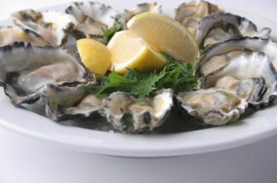 The Oystercatcher Bistro: Carlingford Oysters