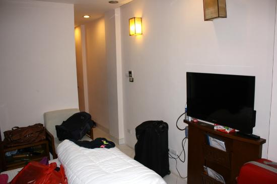 Nova Hotel: Nova Suite room (grand balcony); room 501