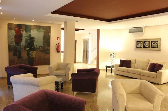 Hotel Venecia : Salón