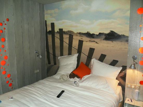 Hotel Best Western Plus Karitza : la chambre