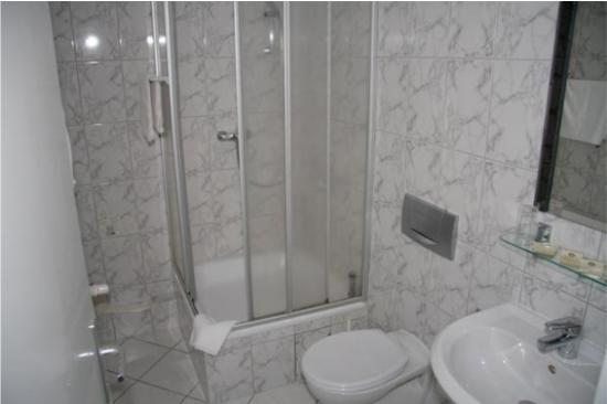 Hotel Schwarzer Bär: Bad