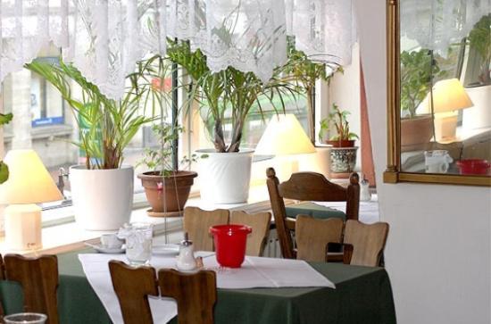 Hotel Schwarzer Bär: Frühstücksraum