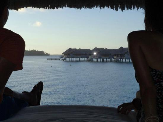 InterContinental Bora Bora Resort & Thalasso Spa: View frm our room