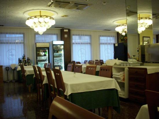Hotel GHT Balmes & Apartments: Der Speisesaal
