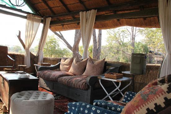 Zungulila Bushcamp - The Bushcamp Company: Prendiamo un te'?