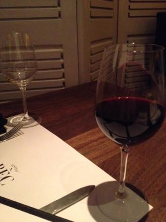 Bistro Bec: wine