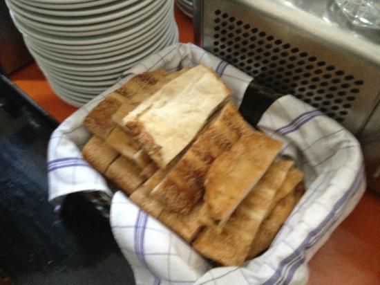 Der Wiener Deewan: bread