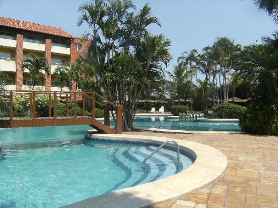 Camino Real Hotel: la piscine