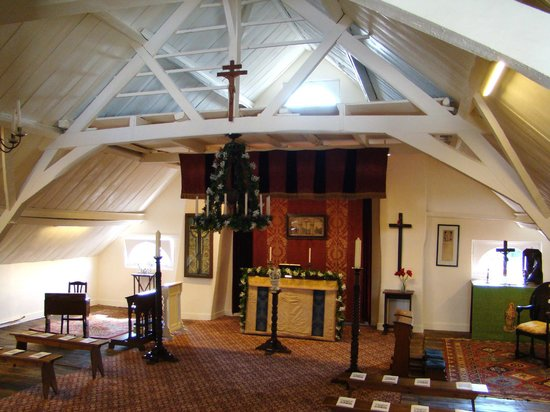 Talbot House : The Upper Room / Chappel
