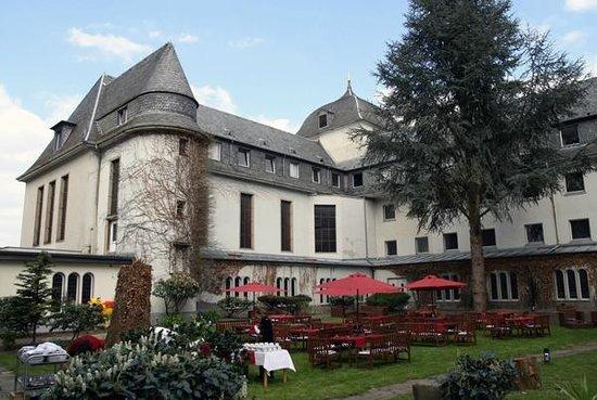 Die Domäne Walberberg - südlich von Köln